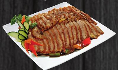 73. Kachna s Jiang bao omáčkou - 229 Kč