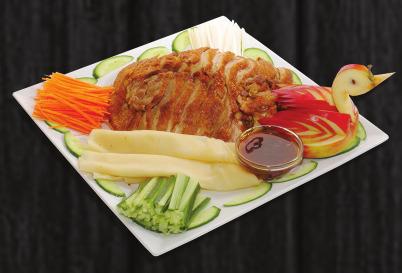 80a. Pekingská kachna (jemně pálivé) - 469 Kč