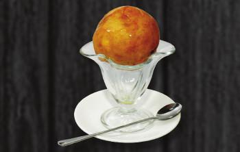 D5. Smažená zmrzlina - 60 Kč