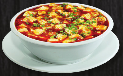 S12. Pikantní sójové tofu - 189 Kč